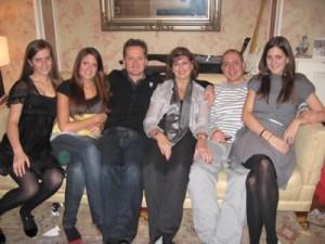 Nigel Carr's Family