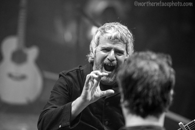 I Am Kloot Manchester  14th April 2015 David Gleave