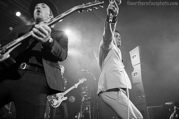 Vintage Trouble - Manchester Academy 2 April 2015 David Gleave
